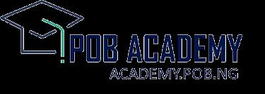 Pob Acadeny Logo