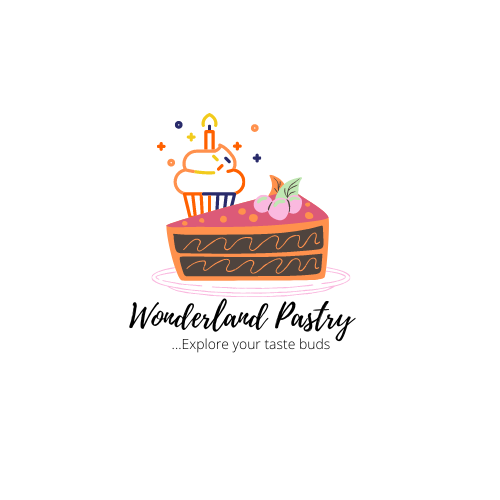 Wonderland Pastry Logo