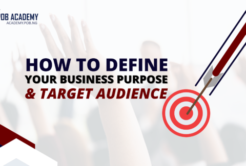 How to define your business and target audience