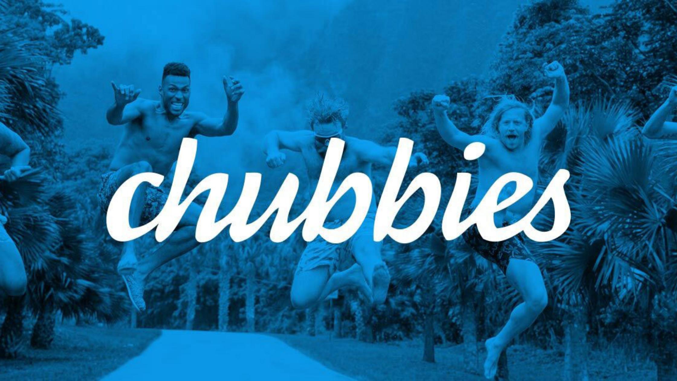 Chubbies brand image